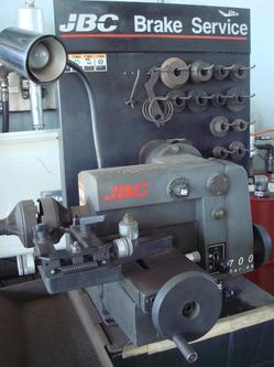 ブレーキローター研磨機のサムネイル画像