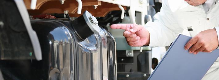 大型自動車整備士